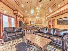 Sevierville Cabin W/Pool, Hot Tub, Pool Table photos Exterior