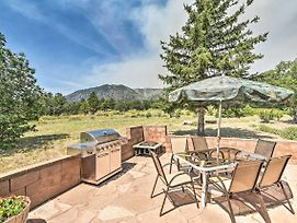 Lovely Flagstaff Home With Bbq Area And Mtn Views! photos Exterior