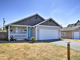 Central Tacoma Home 1.5 Mi. From Tacoma Dome! photos Exterior