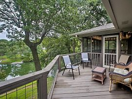 Lakefront Bella Vista Home W/ Private Dock! photos Exterior