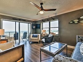 Oceanfront Daytona Beach Condo W/ View & Pool photos Exterior