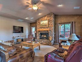 Luxury Ruidoso Home W/Hot Tub & Game Room! photos Exterior