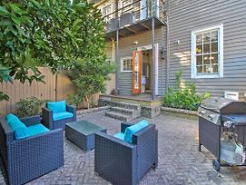 Historic Savannah Home W/Outdoor Grill, Patio photos Exterior