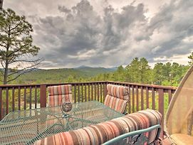 Cabin With Mtn Views, 2 Miles To Grindstone Lake photos Exterior