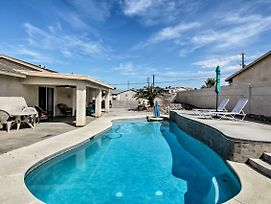 Lake Havasu City Home W/Pool & Boat Parking! photos Exterior