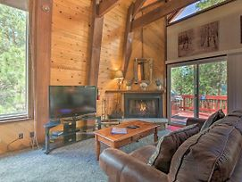 New-Big Bear Cabin W/Deck Less Than 2 Miles To Snow Summit! photos Exterior