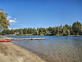 The Lake House In Rathdrum W/Beach & Fire Pit photos Exterior