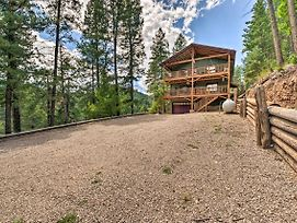 Family Cabin W/Views, 6 Mi To Cloudcroft photos Exterior