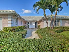 Riviera Beach Home With Private Pool-1 Min To Coast! photos Exterior