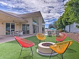 Central Palm Springs House W/ Backyard Paradise! photos Exterior