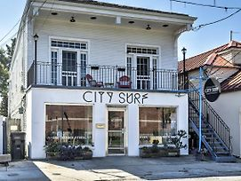Uptown Nola 2Br Apt On Magazine St. W/ Backyard! photos Exterior