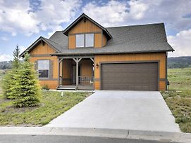 Granby Home With Patio, Fire Pit And Ski Mountain Views photos Exterior