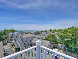 Splendid Provincetown Penthouse Apartment W/ Deck! photos Exterior