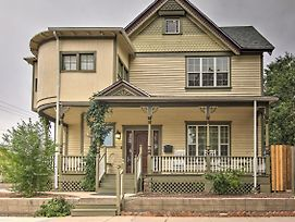 Charming Colorado Springs Home W/Yard In Downtown! photos Exterior