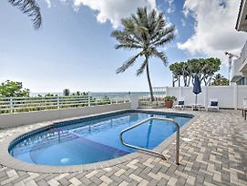 Beachfront Fort Lauderdale House W/Private Pool! photos Exterior