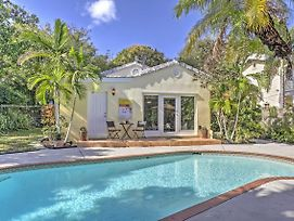 Quaint West Palm Beach Home W/ Private Pool! photos Exterior