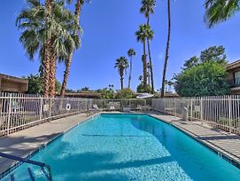Palm Springs Paradise - Steps To Pool And Golf! photos Exterior
