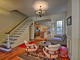 Cozy Townhome - Walk To Rittenhouse Square! photos Exterior