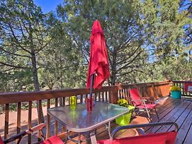 Payson Escape W/Deck By Tonto National Forest photos Exterior