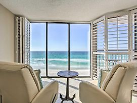 Chic Condo W/Balcony & Best Beach View In Pcb photos Exterior
