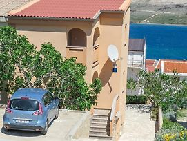 Apartment In Pag With Sea View, Terrace, Air Conditioning, Wifi photos Exterior