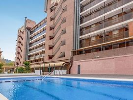 Stunning Apartment In Malgrat De Mar W/ Outdoor Swimming Pool And 1 Bedrooms photos Exterior