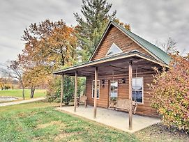 Cozy Columbia Cabin With Shared Lake Dock! photos Exterior