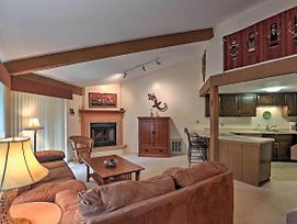 Abbey Springs Condo W/Spa Access By Lake Geneva! photos Exterior