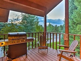 New! Steamboat Springs Condo W/Deck - Mins To Mtn! photos Exterior
