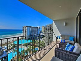 Luxurious Panama City Condo-Balcony & Pool Access photos Exterior