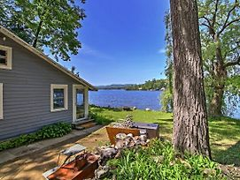 Waterfront Glen Lake Cottage W/Porch, Canoe&Kayak! photos Exterior