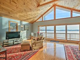 Lake House W/ Deck & Views, Mins To Jiminy Peak! photos Exterior