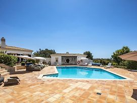8 Bedroom Villa Close To Alvor With Tennis Court Table Tennis Heated Private Pool Air Conditionin photos Exterior