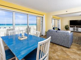 Islander 201: Beautiful 2 Bedr/2 Bath Gulf Front Condo.Completely Remodeled! photos Exterior