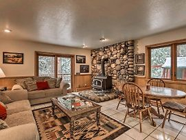 Luxe Incline Village Home W/Hot Tub+Game Room! photos Exterior