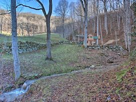 Turkey Creek Cove' Cabin In Clyde W/Fire Pit photos Exterior