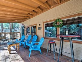 Ruidoso Cabin - 2 Miles From Grindstone Lake! photos Exterior