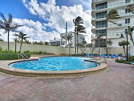 Beachfront Hollywood Condo W/Resort Amenities photos Exterior