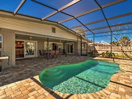 New-Waterfront Siesta Key Home-Private Heated Pool photos Exterior