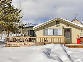 Family Home W/Deck - A½ Mi From Lake Granby! photos Exterior