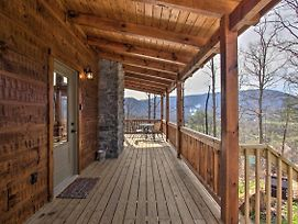 Sevierville Cabin W/ Hot Tub In Smoky Mtns! photos Exterior