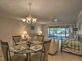 Fort Myers Condo W/ Screened-In Patio & Pool! photos Exterior