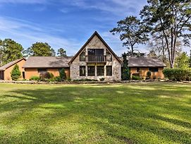 7.5-Acre Private Ranch Home W/ Pool+Game Loft photos Exterior