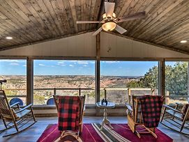Renovated Home Overlooking Palo Duro Canyon! photos Exterior