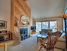 Townhome On Summit Mtn - Skier'S Dream! photos Exterior