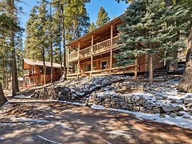 New-Cloudcroft Cabin W/Deck In Lincoln Natl Forest photos Exterior