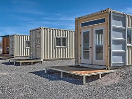 New-Chic Eagar Tiny Home W/Patio In The White Mtns photos Exterior