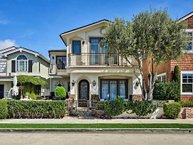 Luxury Newport Beach Home -1 Block From The Shore! photos Exterior