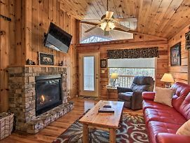 Luxury Cabin W/Hot Tub - 5 Mins To Dollywood! photos Exterior
