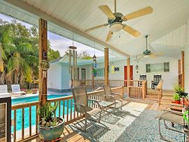 Homosassa Home W/Pool Access - By Boat Launch photos Exterior